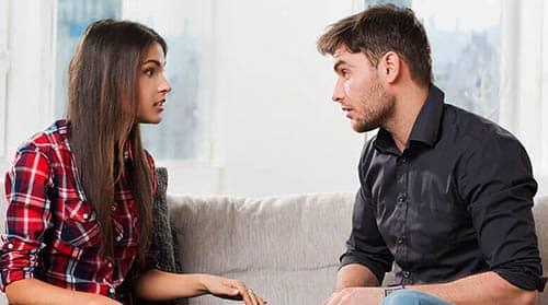 por que mi ex dice que me quiere pero no quiere volver conmigo