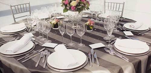 ideas para celebrar bodas de aluminio