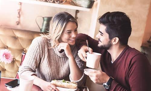 Compatibilidad entre mujer Cáncer y hombre Acuario